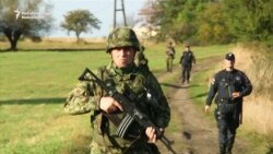 Serbian Border Patrols Stem The Flow Of Refugees