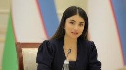 Саида Мирзийоева е най-голямата дъщеря на президента на Узбекистан Шавкат Мирзийоев