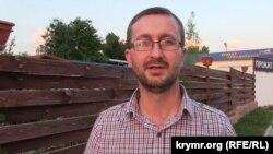 Первый замглавы Меджлиса крымскотатарского народа Нариман Джелял