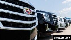 General Motors автомашиналари.