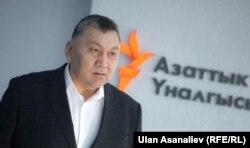 Марат Иманкулов.