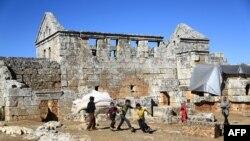 Селище Серджилла у сирійській провінції Ідліб (архівне фото)