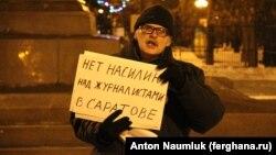 Гражданский активист Андрей Калашников