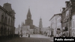 XX гасыр башында Казан күренеше