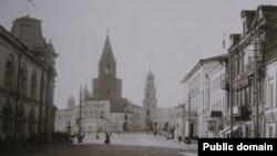 XX гасыр башында Казан кирмәне