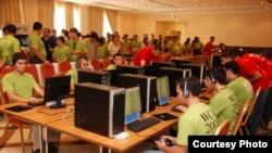 An army of millions? Cyber aficionados at play in Armenia (file photo)