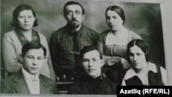 """""""Ленин юлы"""" газетасы хезмәткәрләре, 1934 ел"""