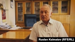 Канатбек Осмонов.