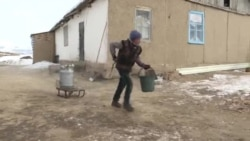 Ghost Town All That Remains Of Kyrgyz Hydroelectric Project