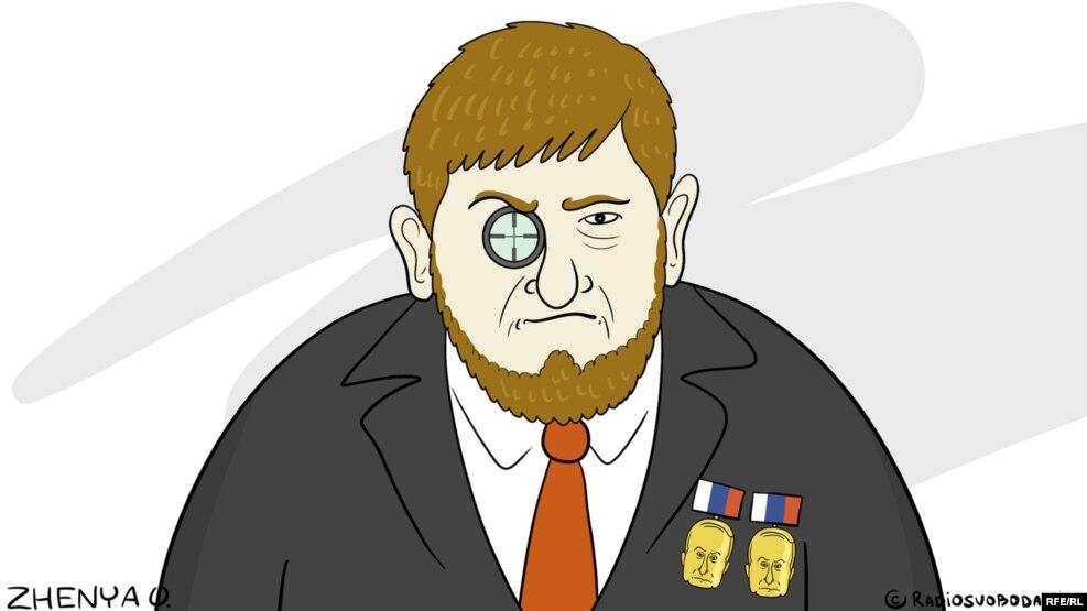 Кровную месть придумали для предотвращения убийств, - Кадыров - Цензор.НЕТ 8641