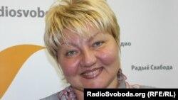 Перший заступник міністра охорони здоров'я України Раїса Моїсеєнко