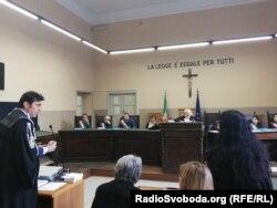 На засіданні суду у справі Віталія Марківа, 22 березня 2019 року