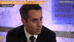 Представник США при ОБСЄ про місію, кордон і безпілотники