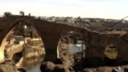 """زاخو: ترميم جسر """"دلال"""" الأثري"""