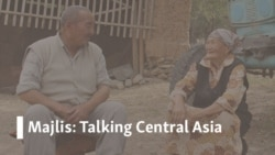 Majlis Podcast: What's China's One Belt, One Road Project To Central Asia?