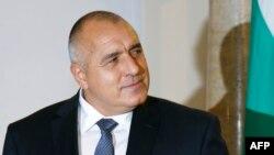 Болгария бош вазири Бойко Борисов.
