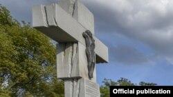 Меморіал жертв Волинської трагедії у Варшаві