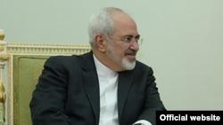 Министр иностранных дел Ирана Мохаммад Джавад Зариф (архив)