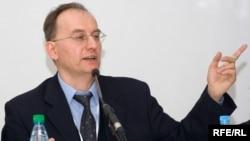 Belarus – Assembly NGO Forum. Minsk, Syarhey Matskevich (Mackievič), 06mar2009