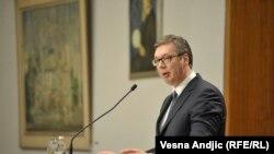 Srbija je učinila sve: Aleksandar Vučić