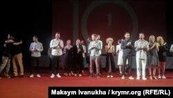 Odesa halqara kinofestivalinde ukrainalı rejissör Nariman Aliyevniñ «Evge» filminiñ premyerası