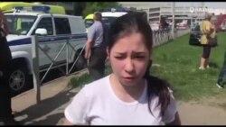«Взорвалось четыре бомбы». Стрельба в казанской гимназии