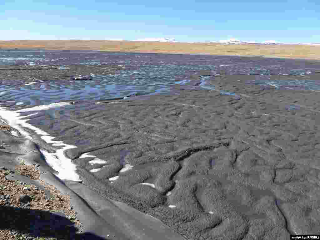 Көлөмү 60 млн. куб метр кен калдыктарын сактоочу жай.