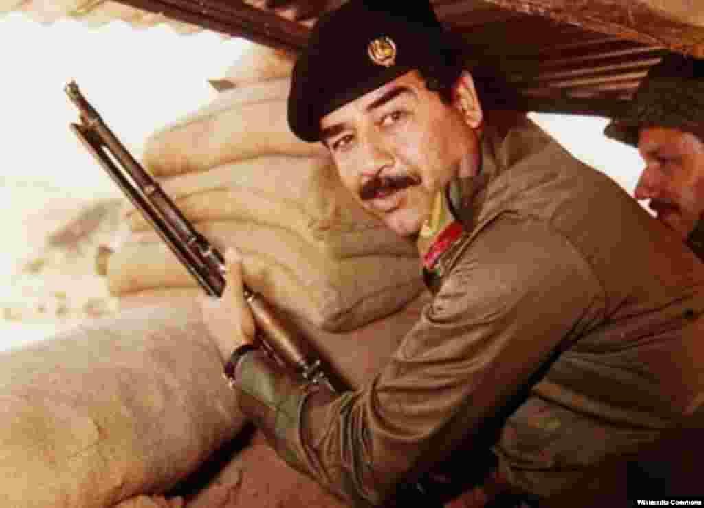 Із 1995 року за конституцією Іраку глава держави став обиратися на 7-річний термін на референдумі. 15 жовтня того ж року Саддам Хуссейн отримав в результаті всенародного голосування підтримку 99,96% іракців. А в 2002-му на референдумі, за офіційними даними, 100% виборців відповіли ствердно на питання «Чи згодні ви, щоб Саддам Хусейн зберіг за собою посаду президента?». Через рік Хусейн був заарештований у підвалі сільського будинку біля селища Ад-Даур. 5 листопада 2006 року Вищий кримінальний трибунал Іраку визнав Хуссейна винним у вбивствах шиїтів і засудив до страти через повішення. Вирок виконано 30 грудня 2006 року