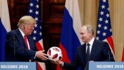 Лицом к событию. Путин выносит тайны переговоров с президентом США