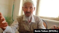 Шежіреші қария шетпелік Жетібай Жылқышыұлы. Шетпе, 3 тамыз 2012 жыл.