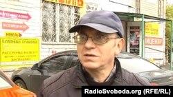 Житель Донецка
