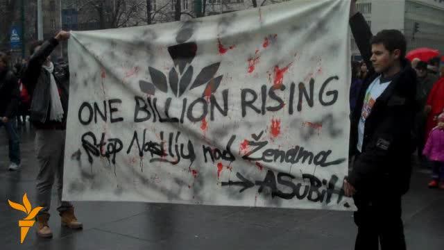 BiH: Plesom protiv nasilja
