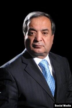 Раҳмон Ӯлмасов