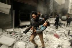 Сириялык качкындын баяны