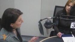 Inserte nga intervista me zonjën Jahjaga
