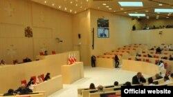 Վրաստանի խորհրդարանի նիստ, արխիվ