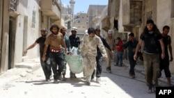 Алеппо в дни конфликта, 30 мая 2016