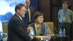 Р.Отунбаева номинирована на первую премию NABU «Снежный барс»