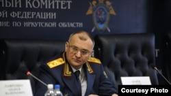 Глава СУ СКР Приангарья, генерал-майор юстиции Андрей Бунев
