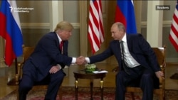 Trump Hopes To 'Do Something' About Nuclear Arms With Putin