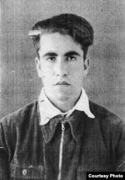 Сейран Гафаров, примерно в начале 1960-ых годов