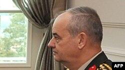 Ish shefi i stafit të ushtrisë turke, Ilker Basbug, Ankara, shkurt, 2010