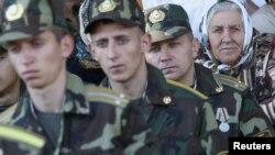 Parada militară de la Tiraspol, 2 septembrie 2012