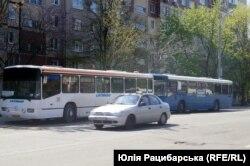 Дніпро, транспорт у Великдень