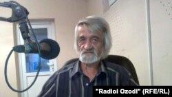 Ўзбекистондан депортация қилинган Ҳомид Отахонов.