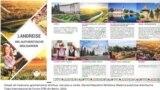 Colaj de materiale turistice referitoare la R. Moldova