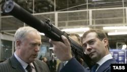 Medvedev Ijmaş direktorı belän