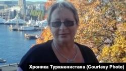 "Наталия Шабунц (фото ""Хроника Туркменистана"")"
