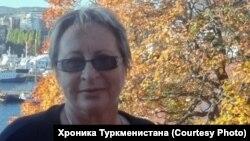 Правозащитница из Ашхабада Наталия Шабунц сообщила, что снова подверглась давлению
