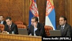 Vanredna sjednica Vlade Srbije